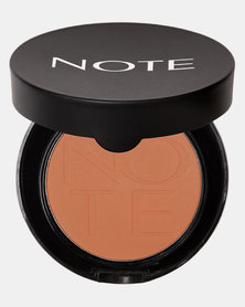 Note Cosmetics Luminous Silk Compact Blusher 08