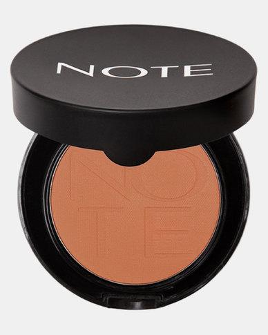 Note Cosmetics Luminous Silk Compact Blusher 08