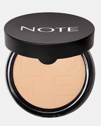 Note Cosmetics Luminous Silk Compact Powder 02