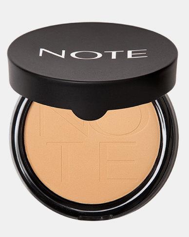 Note Cosmetics Luminous Silk Compact Powder 04