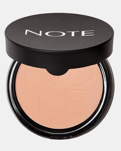 Note Cosmetics Luminous Silk Compact Powder 200 Warm Beige