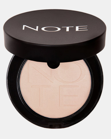 Note Cosmetics Lumionous Silk Mono Eyeshadow 01 Nude