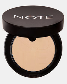 Note Cosmetics Luminous Silk Mono Eyeshadow 02 Beige