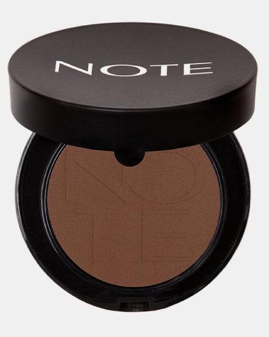 Note Cosmetics Luminous Silk Mono Eyeshadow 08 Brown