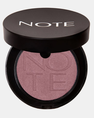 Note Cosmetics Luminous Silk Mono Eyeshadow 09 Pink