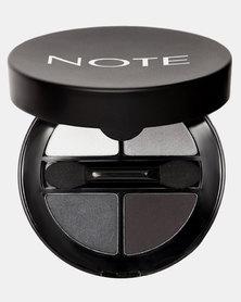 Note Cosmetics Luminous Silk Quattro Eyeshadow 03