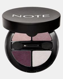 Note Cosmetics Luminous Silk Quattro Eyeshadow 04