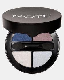 Note Cosmetics Luminous Silk Quattro Eyeshadow 06