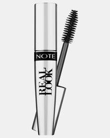 Note Cosmetic Real Look Mascara Black