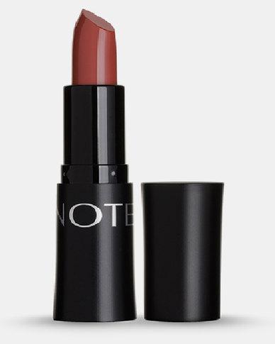 Note Cosmetics Mattemoist Lipstick 314