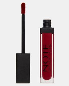 Note Cosmetics Mattemoist Lipgloss 407 Notisme