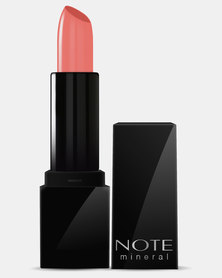 Note Cosmetics Mineral Semi Matte Lipstick 01 Intense Nude