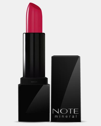 Note Cosmetics Mineral Semi Matte Lipstick 03 Gipsy