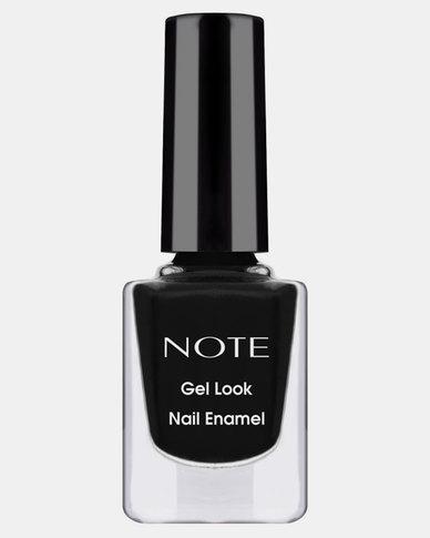 Note Cosmetics Gel Look Nail Enamel 17 Chocolate Brown