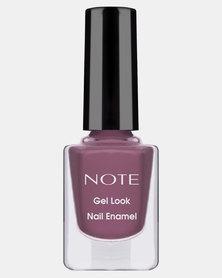 Note Cosmetics Gel Look Nail Enamel 18 Cacao Brown