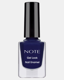 Note Cosmetics Gel Look Nail Enamel 22 Twilihgt Blue
