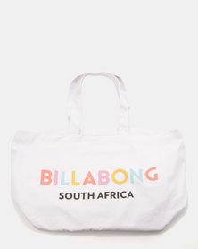 Billabong Sunday Beach Bag White