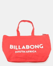 Billabong Sunday Beach Bag Poppy