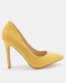 Utopia Microfibre Pointy Courts Yellow