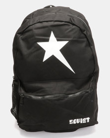 Soviet Celtic Medium Backpack Black
