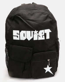 Soviet Hotspurs Medium Backpack Black