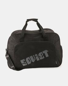Soviet Ivory Coast Unisex Travel Bag Black/Charcoal