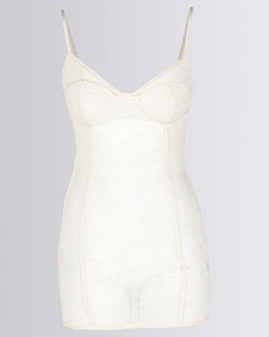 Women'secret Fun Pajamas Ivory