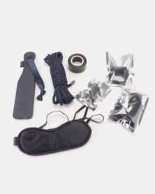 Fifty Shades Darker Desire Advanced Couples Kit Black
