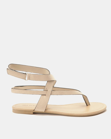 e1efa9b73f41 Call It Spring Husien Flat Sandals Bone