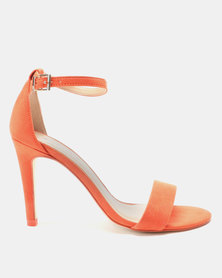 Call It Spring Ahlberg High Heel Sandals Bright Orange