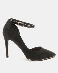 Call It Spring Exerina High Heel Shoes Black