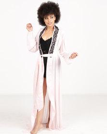 Papushka Theodora Gown Pink