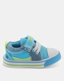 Bubblegummers Infants Closed Shoes Blue