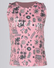Rip Curl Summerland Tank Pink