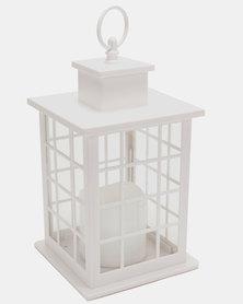 Pamper Hamper LED Lantern White