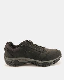 Merrell Moab Adventure Lace Hiking Shoes Black