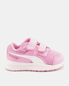 Puma Girls Escaper Mesh V I Sneakers Pink
