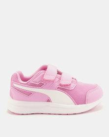 Puma Girls Escaper Mesh V PS Sneakers Pink