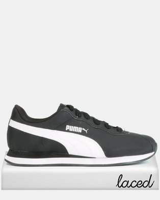 Puma Sportstyle Core Turin II NL Sneakers Black/White