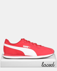Puma Sportstyle Core Turin II NL Sneakers Ribbon Red White 392dce282