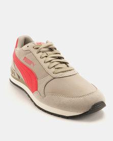 Puma Sportstyle Core ST Runner v2 NL Sneakers Elephant Skin/Ribbon Red