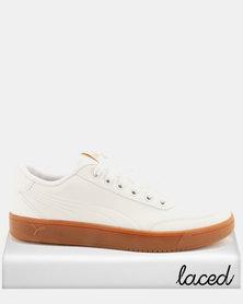 Puma Sportstyle Core Court Breaker L Mono Sneakers White