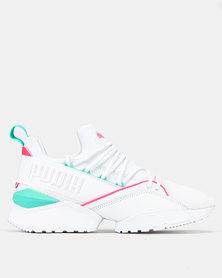 Puma Sportstyle Prime Muse Maia Street 1 Sneakers White