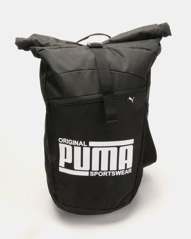 761e626f0018 Puma Sportstyle Core Sole Backpack Black