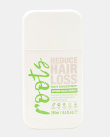 ROOTS Dobel Effect Extreme Clean Shampoo 125ml