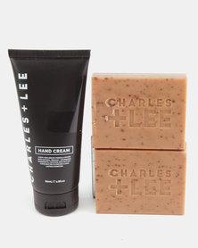 CHARLES + LEE Hand On Grooming Kit