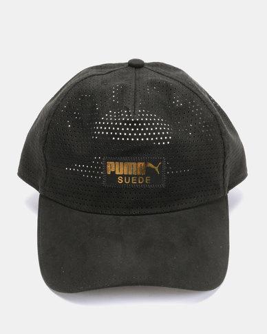 Puma Sportstyle Core Suede BB Cap Black