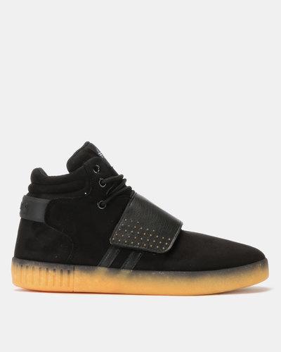 ccb94fd71be Urbanart Force 2 Wax/Nyl Hi-Top Sneakers Black   Zando