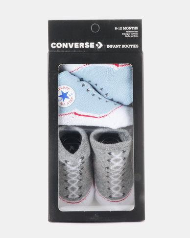 Converse Chuck Booties Blue