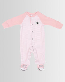 Converse CNVN Chuck Taylor All Star Coverall Storm Pink